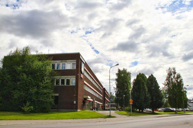 Älvsbyns kommuns kommunhus. Foto: Peter Lundberg