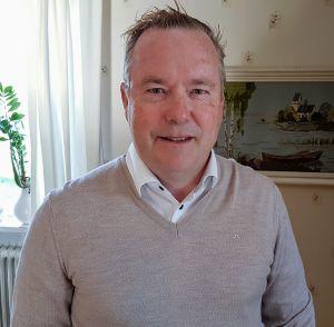 Owe Johansson, företagsrådgivare. Foto: Peter Lundberg