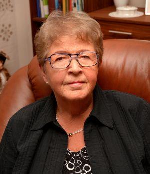Grethel Olsson, begravningsombud i Älvsbyn
