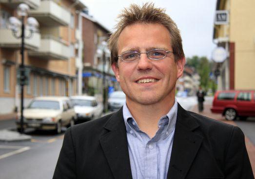 Jan-Erik Backman, skolchef. Foto: Peter Lundberg