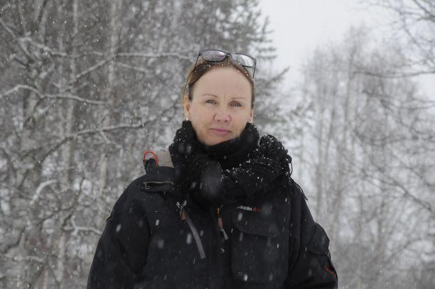 Karina Nilsson. Foto: Robin Nilsson
