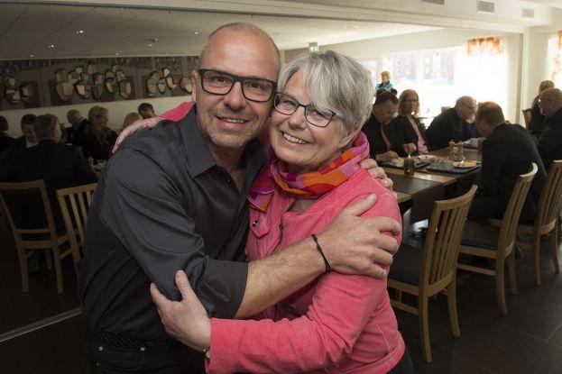 Peter Carnello och Helena Öhlund. Foto: Sterling Nilsson