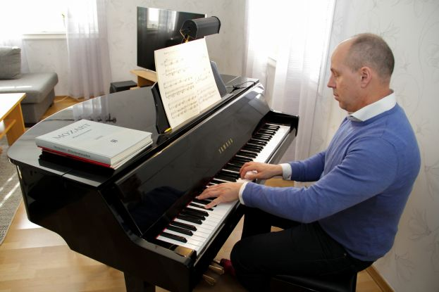 Ulrik Bylander. Foto: Robin Nilsson