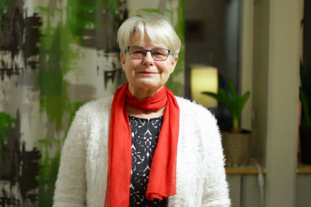 Helena Öhlund kommunalråd Älvsbyns kommun. Foto Peter Lundberg