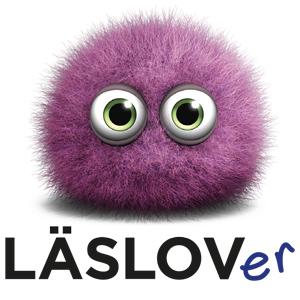 Läslov logotyp - Luddmonstret
