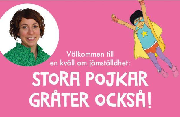 Föreläsaren och författaren Kristina Henkel