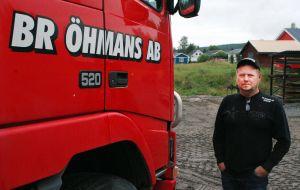 Tomas Öhman. Foto: Tony Berglund