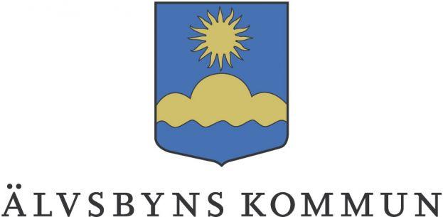 Älvsbyns kommuns logotyp, logga