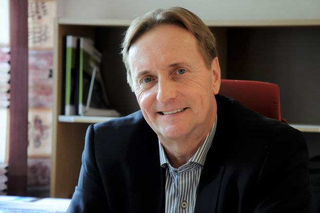 Bengt Strandberg, näringslivschef - Foto Robin Nilsson