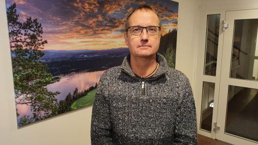 Tomas Egmark, kommunalråd, Älvsbyns kommun. Foto Peter Lundberg