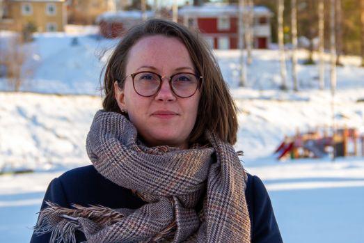 Anna-Karin Andersson, tf kommunchef. Foto Peter Lundberg