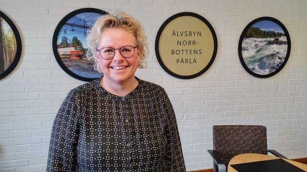 Anna Lindberg, ny kommunchef, Foto Peter Lundberg
